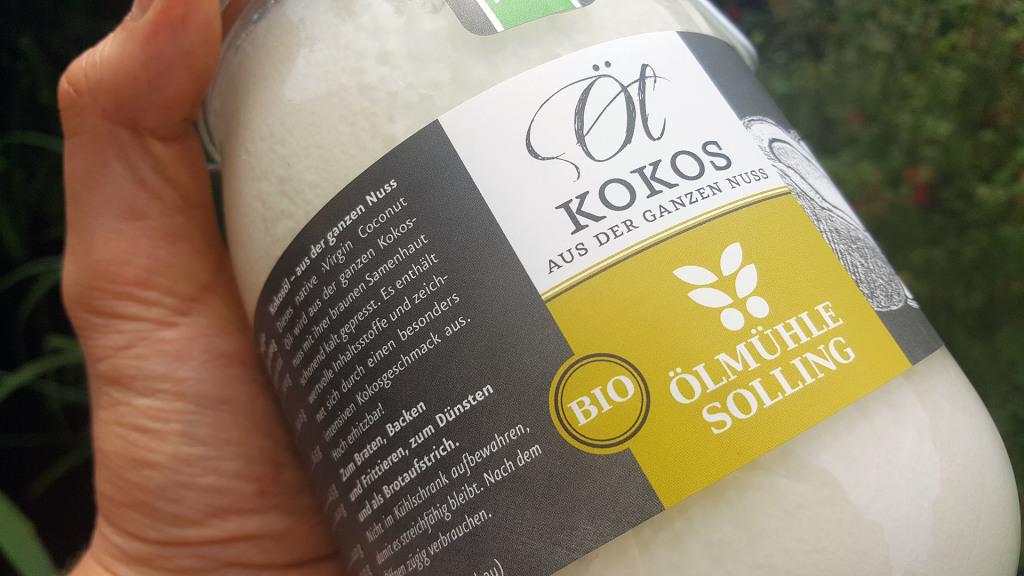 Ölmühle Solling Kokosöl - Testbericht - Favorit und Testsieger