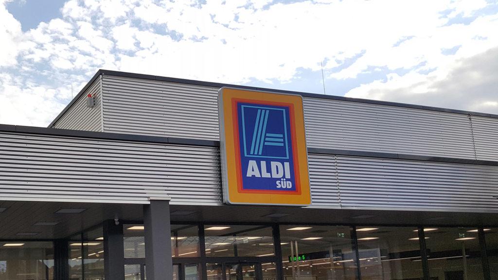 Kokosöl bei ALDI Süd in Deutschland